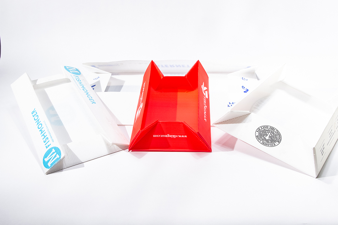 flat pack packaging | tri-pack